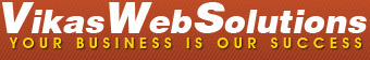 Vikas Web Solutions - Freelance Web Designer & Developer Noida India